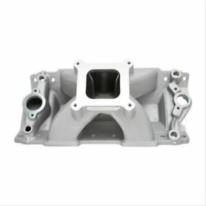 Edelbrock Super Victor Ii Intake Manifold Sbc Chevy 2892 Free Shipping