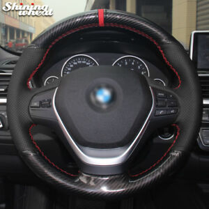 Steering Wheel Cover For Bmw 320i 316i 328i 320d F20 F45 F30 F31 F34 F32 F33