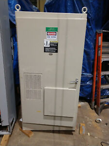 Abb Approx 36 X 72 X 36 Electrical Enclosure Cabinet
