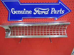 1955 Ford Grill Trim Right Side F607