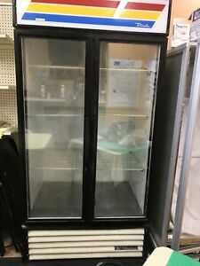 Used Commercial Freezer True