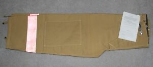 Firefighter Turnout Bunker Pants Quest 38x30 Nwt