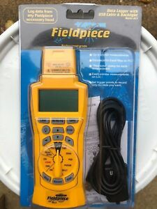 Fieldpiece Dl3 Expandable Hvac r Data Logger