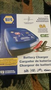 Napa Automatic 6a Battery Charger 6 12v 90 506 New