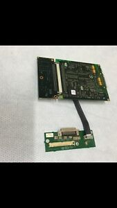 M1204 66201 Lcd Adapter Board Hp Viridia 24c M1205a Patient Monitor Pcb Medical