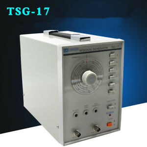 100khz 150mhz High Frequency Signal Generator Tsg17 Rf radio frequency
