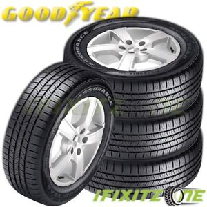 4 Goodyear Assurance All Season 195 65r15 91t Performance Tires