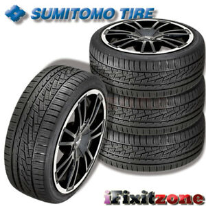 4 Sumitomo Htr A s P02 215 45 17 91w All Season High Performance Touring Tires