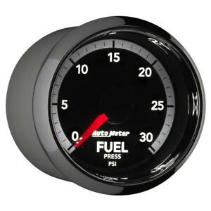 Autometer Factory Match 52 4mm Full Sweep Electronic 0 30 Psi Fuel Pressure