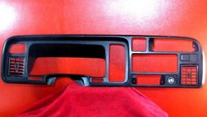 1994 1995 1996 1997 Dodge Ram Radio Bezel Dash Trim Cover Surround Trim Cluster