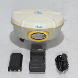 Trimble 5800 410 430mhz Gps Receiver With Charger And Batteries 53620 42