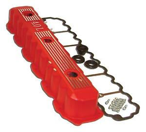 Jeep 4 0l Inline 6 Motor Valve Cover Kit In Red Fits Xj Tj Wj Zj And Yj