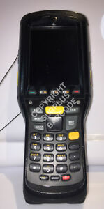 Motorola Mc9590 kd0dad00100 Wireless Barcode Scanner Windows Mobile 6 5 Embedded