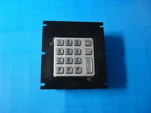 New Verifone Secure Pump Pay Mx700 Encrypted Pin Pad M090 700 00 us