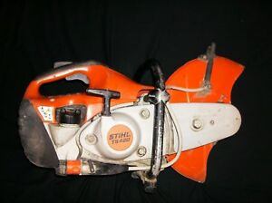 Stihl Ts420 Gasoline Concrete Cut Off Saw