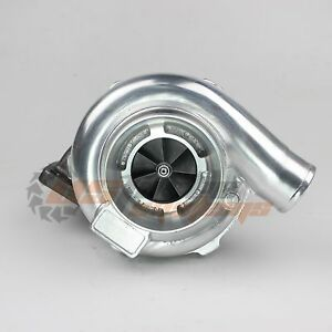 Universal Gt30 Gt3071 Turbocharger 1 06a r V band Turbine Housing T3 Inlet