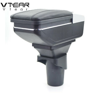 Vtear For Honda Element Armrest Box Central Store Content Box Products Interior