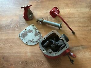 Farmall 300 Engine Motor Governor Assembly Case
