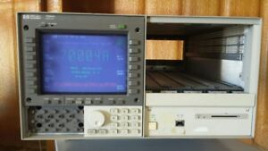Hp Mainframe With 70004a Display Powers Up