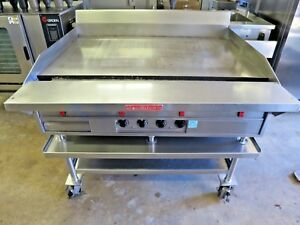 Magikitch n Mkgd 48 j 48 High Efficiency Gas Griddle