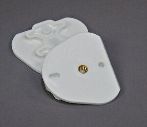 Panadent Compatable Disposable Mounting Plates 50 Articulators