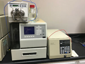 Waters Hplc 490 515 717plus System Complete Chromatography