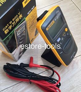 Us Ship Fluke101 Kit Portable handheld Digital Multimeter F15b Smaller Version