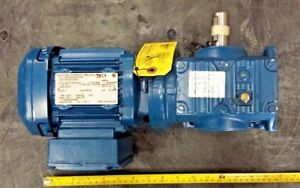 Sew eurodrive Angled Gear Motor S47drs71s4 z sm16