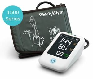 Welch Allyn Blood Pressure Monitor Rpm bp100 Smartphone Connectivity 1500 Series