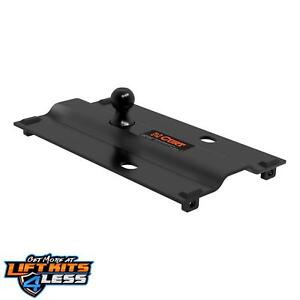 Curt 16055 Bent Plate 5th Wheel Rail Gooseneck Hitch All Non Spec Vehicle
