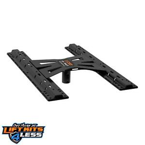 Curt 16220 X5 Gooseneck to 5th wheel Adapter Plate All Non spec Vehicle