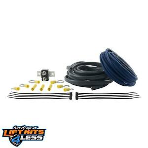 Curt 51500 Brake Control Wiring Kit All Non Spec Vehicle All Base