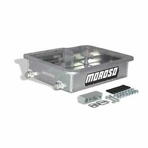 Moroso 42000 Gm Powerglide 3 080 Deep Aluminum Filter Spacer Included