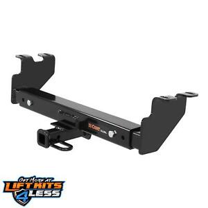Curt 12923 Class Ii 1 25 Multi fit Trailer Hitch Receiver For 67 04 Chevy Astro