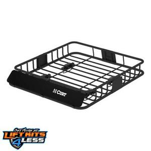 Curt 18115 Roof Rack Cargo Carrier All Non Spec Vehicle All Base