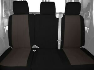 Caltrend Neoprene Center Custom Seat Cover For Honda 2009 2011 Pilot