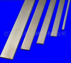 1pcs 304 Stainless Steel Flat Bar Plate 50mm X 50mm X 100mm 0 32 Ft eb z7 Gy