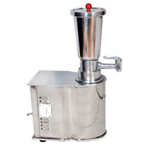 Commercial Mixer Grinder 6 Liter Size H 23 W 11 L 35 Inch For Shake Making