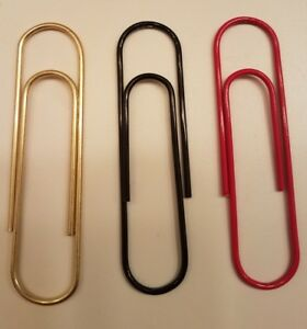 Paper Big Clips 35o Clips 4 About 8 9 Pounds 1 Clip Holds About 50 Pages