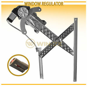 Front Left Power Window Regulator W Motor Fit Expedition Navigator F150 Crew