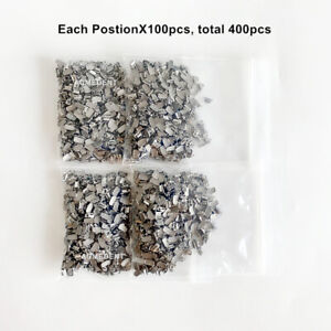 Dental Impression Mixing Bowl Blue Silicone Rubber Plaster Material Lms 3pc 1set