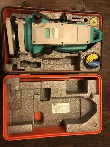 Sokkia Set500 5 Total Station For Surveying Construction