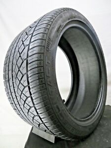 285 35zr18 Continental Extremecontact Used 8 32 101y 285 35 18 18 3224