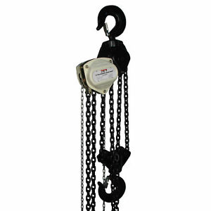 Jet S90 1000 10 10 Ton Hand Chain Manual Hoist With 10 Lift 101960