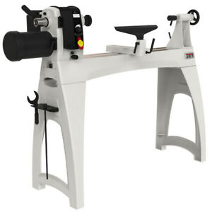 Jet 719500 16 inch X 40 inch Electronic Variable Speed Woodworking Lathe