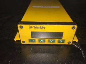 Pre owned Trimble Ms750 Dual Frequency Gps Base Station Receiver Working Cond