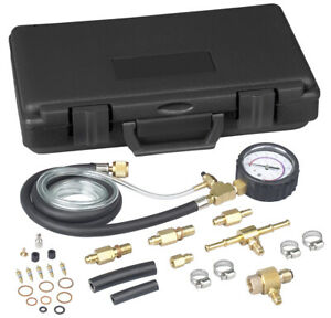 Otc Tools Fuel Injection Service Kit Automotive Pressure Tester Test Set