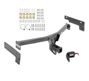 Class 3 Trailer Hitch W Cover For 2015 2019 Lincoln Mkc 87673