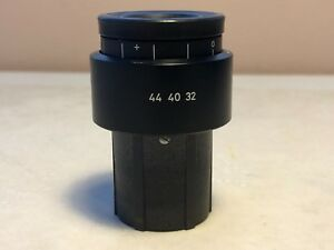 Carl Zeiss Pl 10x 20 30mm Focusable Eyepiece ocular 444032