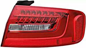 Hella Outer Wing Led Tail Light Rear Lamp Left Fits Audi A4 B8 8k 8k5945095ad